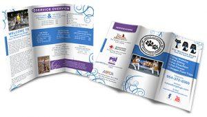 effective brochures