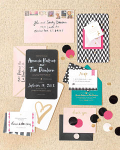 Etiquette on Wedding Invitations