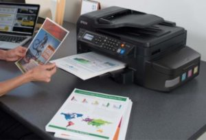 In-House Printing vs. Print Shop
