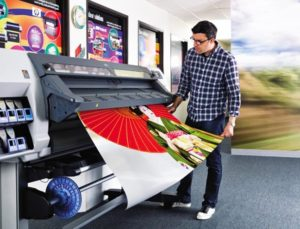 Large-scale printing