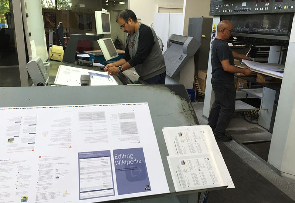 Best offset printing shop NYC