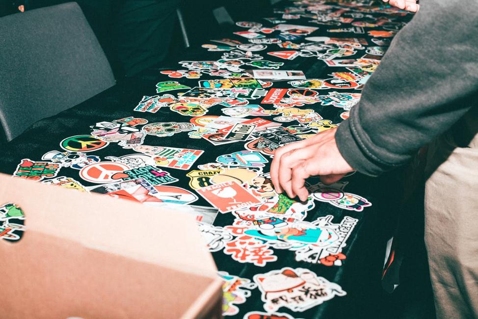 Sticker Printing Shop | New York