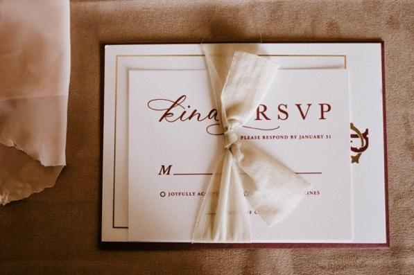 High End Printing for Wedding Invitations